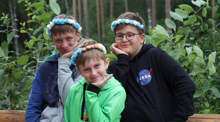 Лагерь JUNIOR CAMP, Подмосковье фото